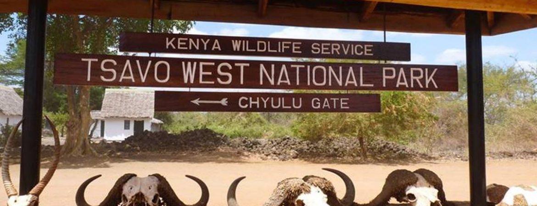 Tsavo West National Park fees