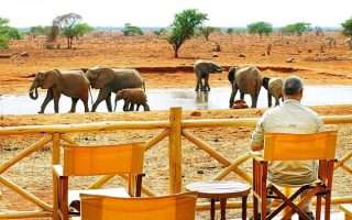 3 Days Lumo Sanctuary & Tsavo East Safari