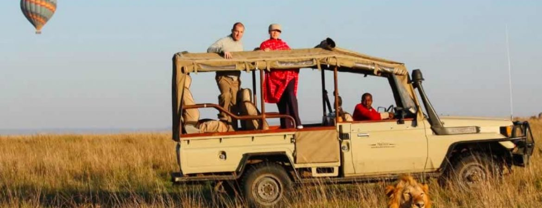 6 Days Kenya Tanzania Wildlife Safari