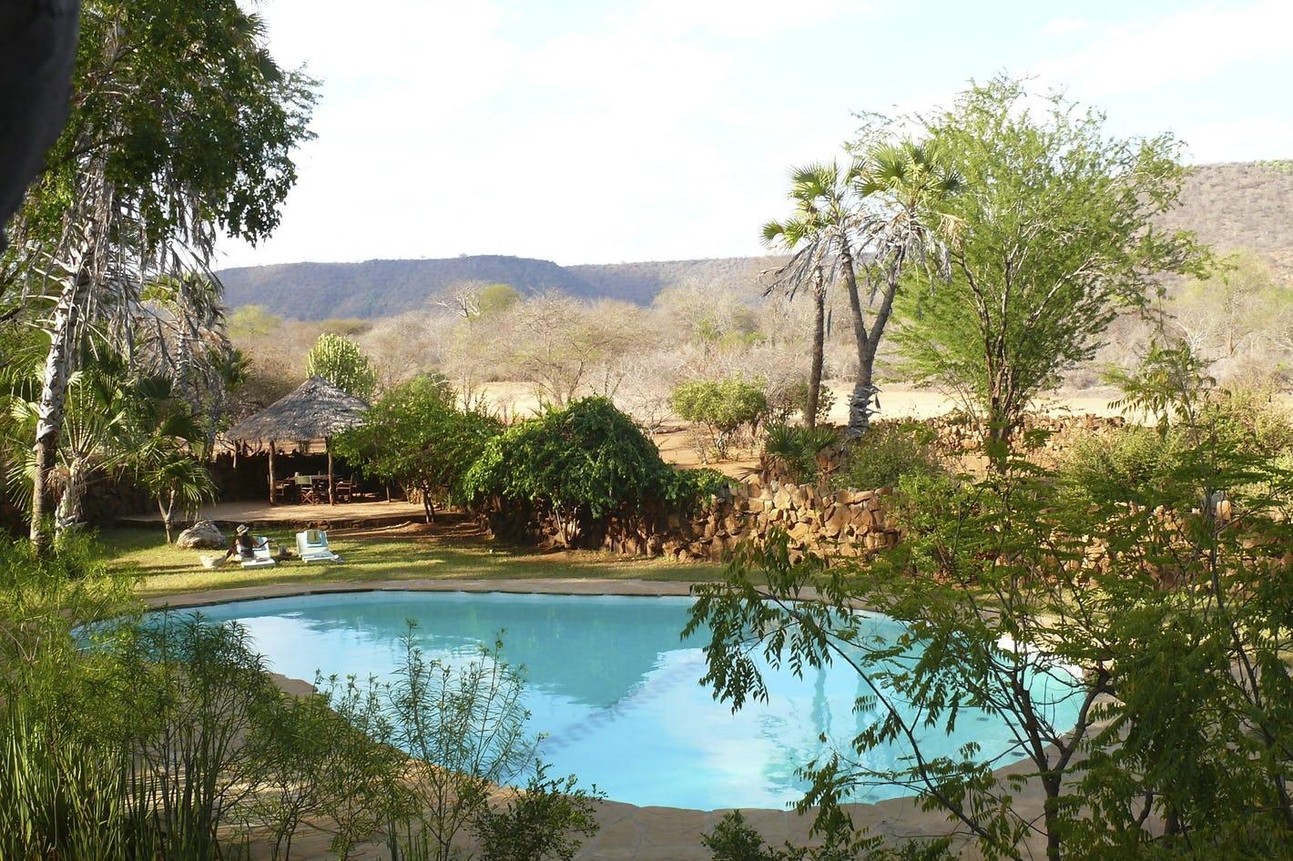 Kipalo hills Safari Camp